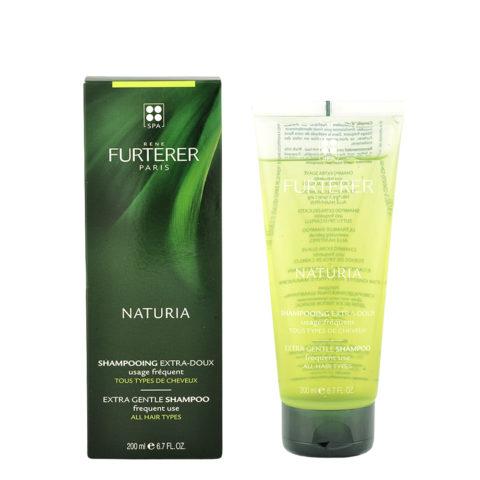 René Furterer Naturia Extra-gentle balancing shampoo 200ml - shampooing extra doux