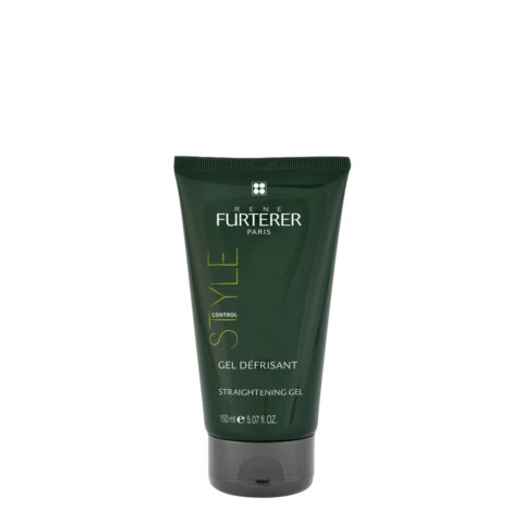 René Furterer Styling Straightening Gel 150ml - gel défrisant