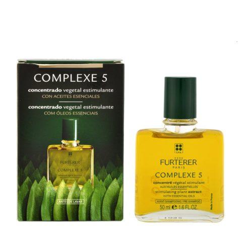 René Furterer Complexe 5, 50ml - avant-shampooing