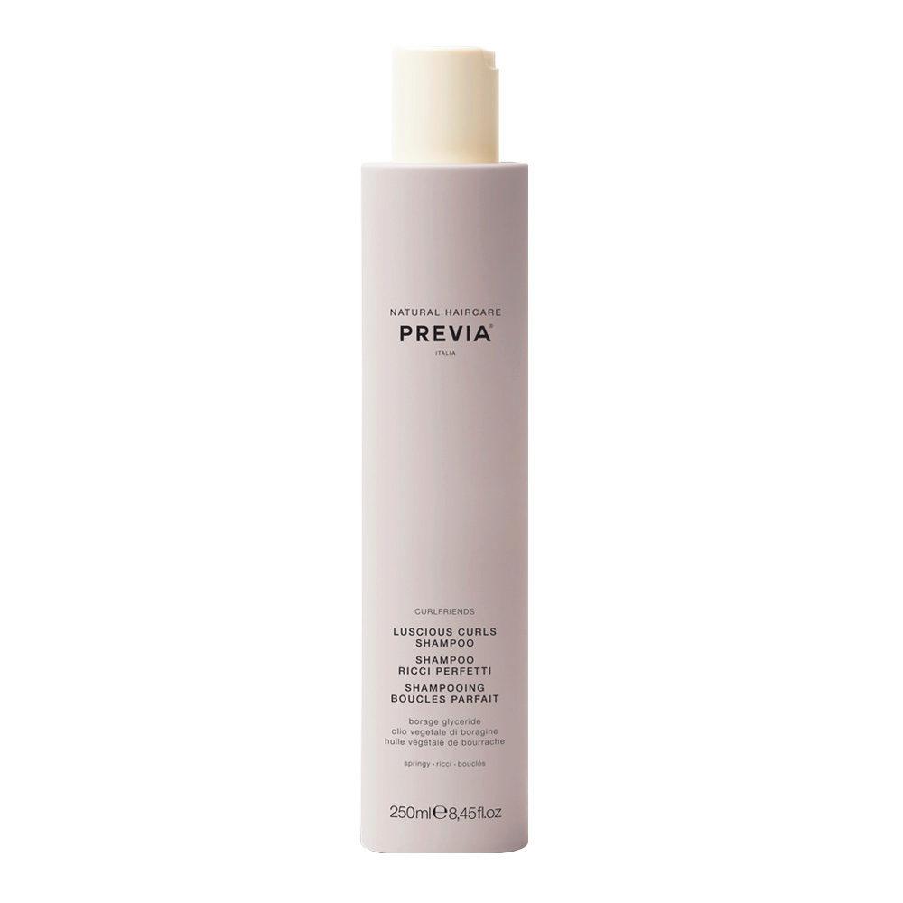 Previa Curlfriends Luscious Curls Shampoo 250ml
