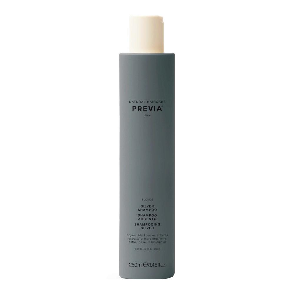 Previa Silver Blonde Silver Shampoo 300ml
