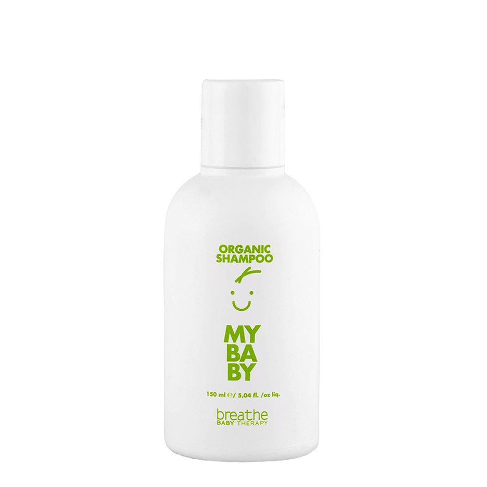 Naturalmente My Baby Organic Shampoo 150ml - Shampooing pour les enfants