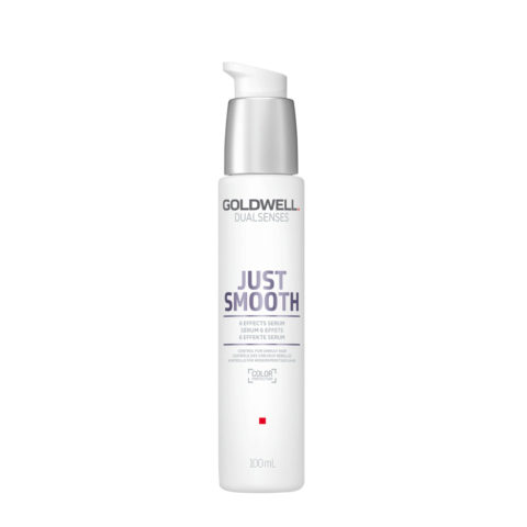 Goldwell Dualsenses Just Smooth 6 Effects Serum 100ml - Sérum Disciplinant Intense