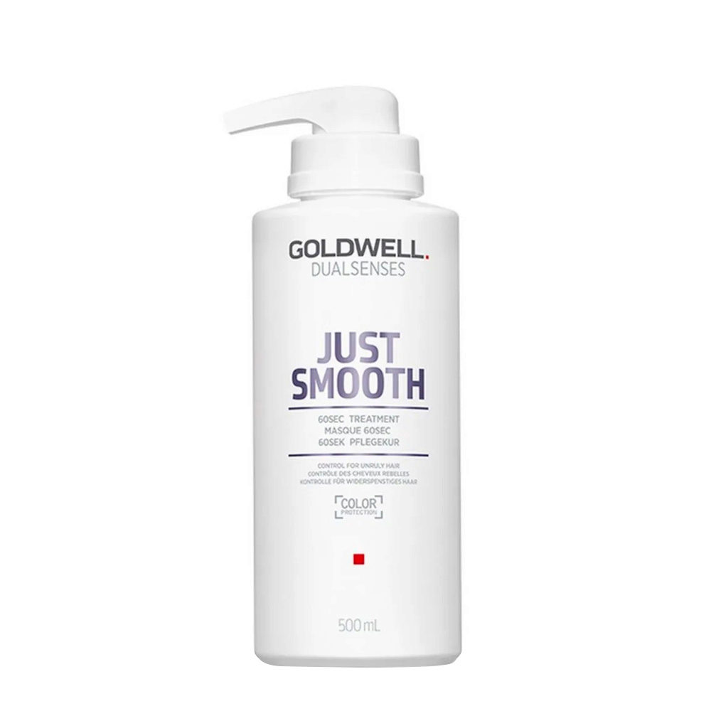 Goldwell Dualsenses Just Smooth Masque 60 sec 500ml - Mascarilla Anti-Frizz