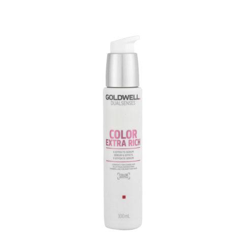 Goldwell Dualsenses Color Extra Rich Sérum 6 Effects 100ml - pour cheveux colorés