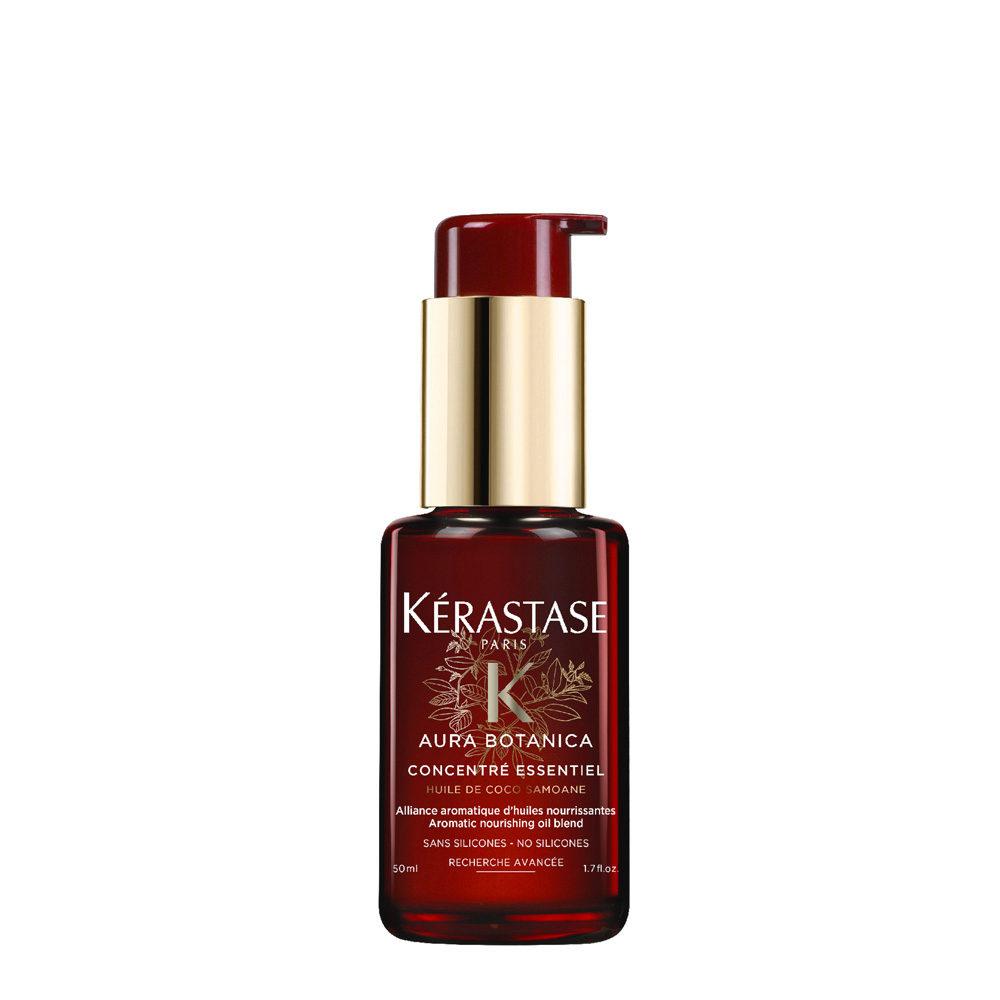 Kerastase Aura Botanica Concentre Essentiel 50ml - Serum nourissante cheveux fin