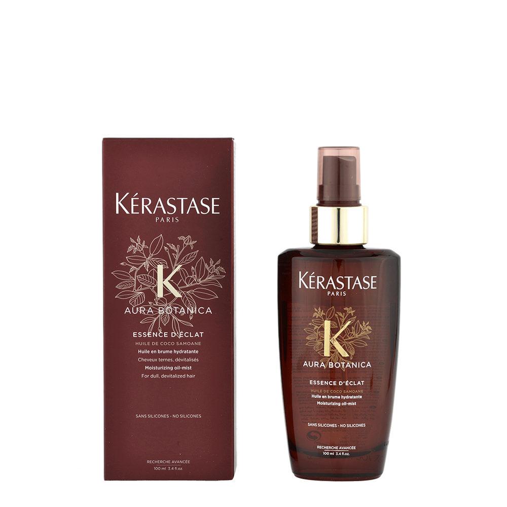 Kerastase Aura Botanica Essence D'Eclat 100ml - huile pour cheveux ternes dévitalisés