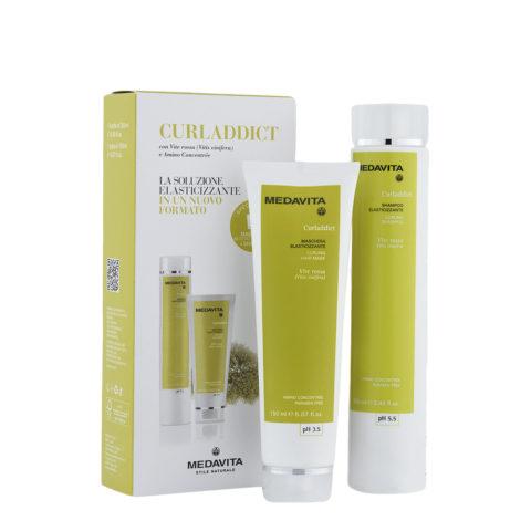 Medavita Lunghezze Curladdict Shampooing 250ml et Masque 150ml