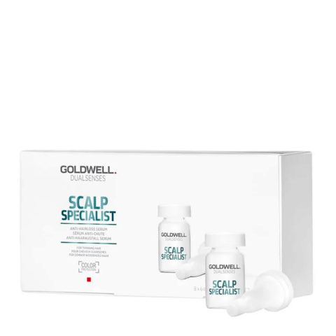 Goldwell Dualsenses Scalp specialist Anti-hairloss serum 8x6ml - sérum anti chute