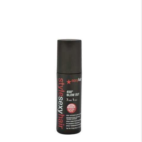 Style Sexy Hair 450° Blow Out Heat Defense Blow Dry Spray 125ml