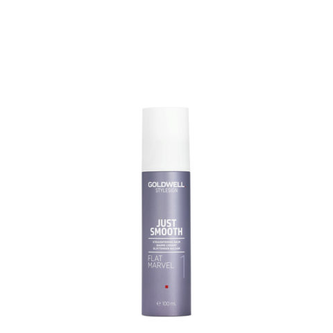 Goldwell Stylesign Just Smooth Flat marvel 100ml - Baume lissant