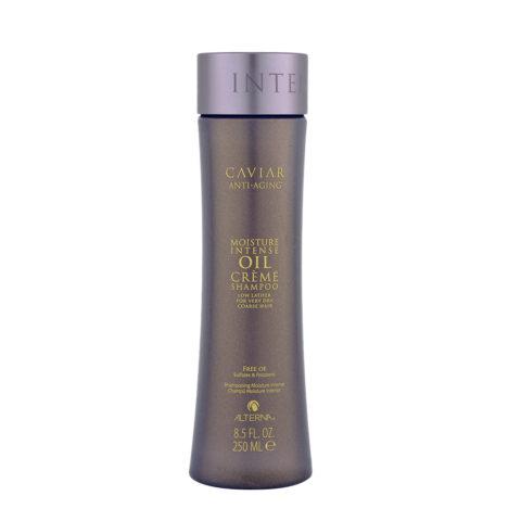 Alterna Caviar Moisture Intense Oil Creme Shampoo 250ml - cheveux secs et épais