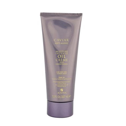 Alterna Caviar Moisture Intense Oil Creme Deep Conditioner 207ml - après-shampooing cheveux secs et épais