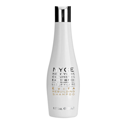 Nyce Luxury Care Evita Rebuilding Shampoo 250ml - Shampooing restructurant