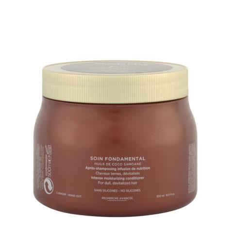Kerastase Aura Botanica Soin Fondamental 500ml - baume nutrition cheveux sec