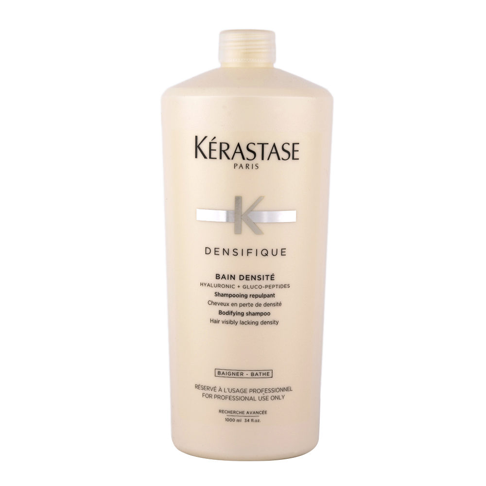Kerastase Densifique Bain densite 1000ml - Shampooing cheveux fins