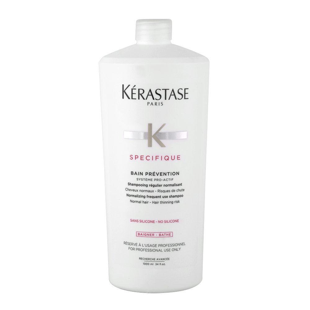 Kerastase Specifique Bain Prevention 1000ml - Shampooing anti - chute