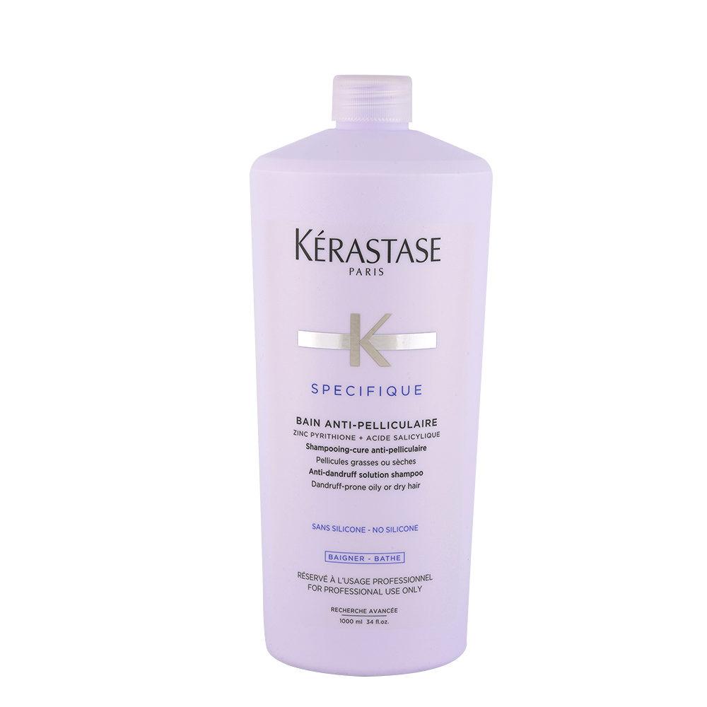 Kerastase Specifique Bain Anti-pelliculaire 1000ml - Anti - Pellicules Shampooing