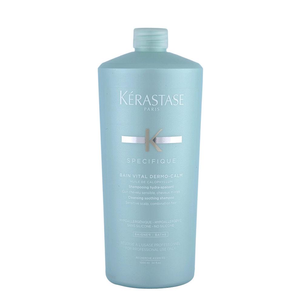 Kerastase Specifique Bain Vital dermo-calm 1000ml - Shampooing Apaisant