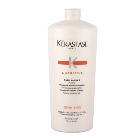 Kerastase Nutritive New Bain satin2 1000ml