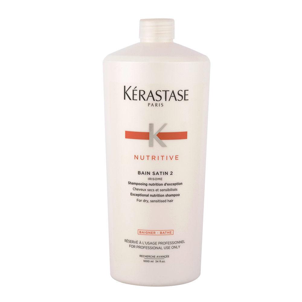 Kerastase Nutritive shampooing pour cheveux secs et sensibilisés 1000ml