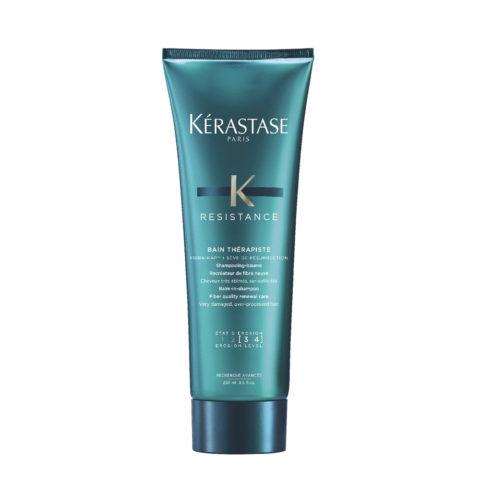 Kerastase Résistance Bain Therapiste 450ml - shampooing réparateur