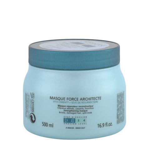 Kerastase Résistance Masque Force Architecte 500ml - Masque de Reconstruction