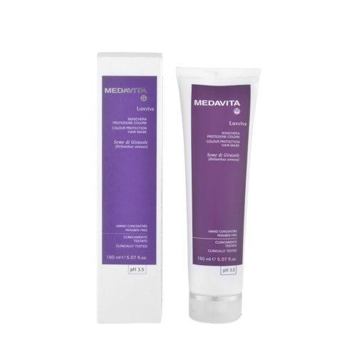Medavita Lunghezze Luxviva Masque protection couleur pH 3.5  150ml