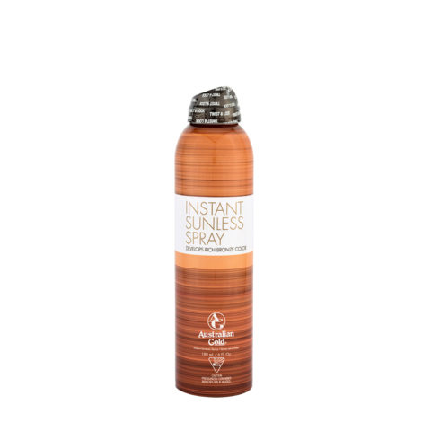 Australian Gold Autobronzant Instant Sunless Spray 180ml - Spray Autobronzant