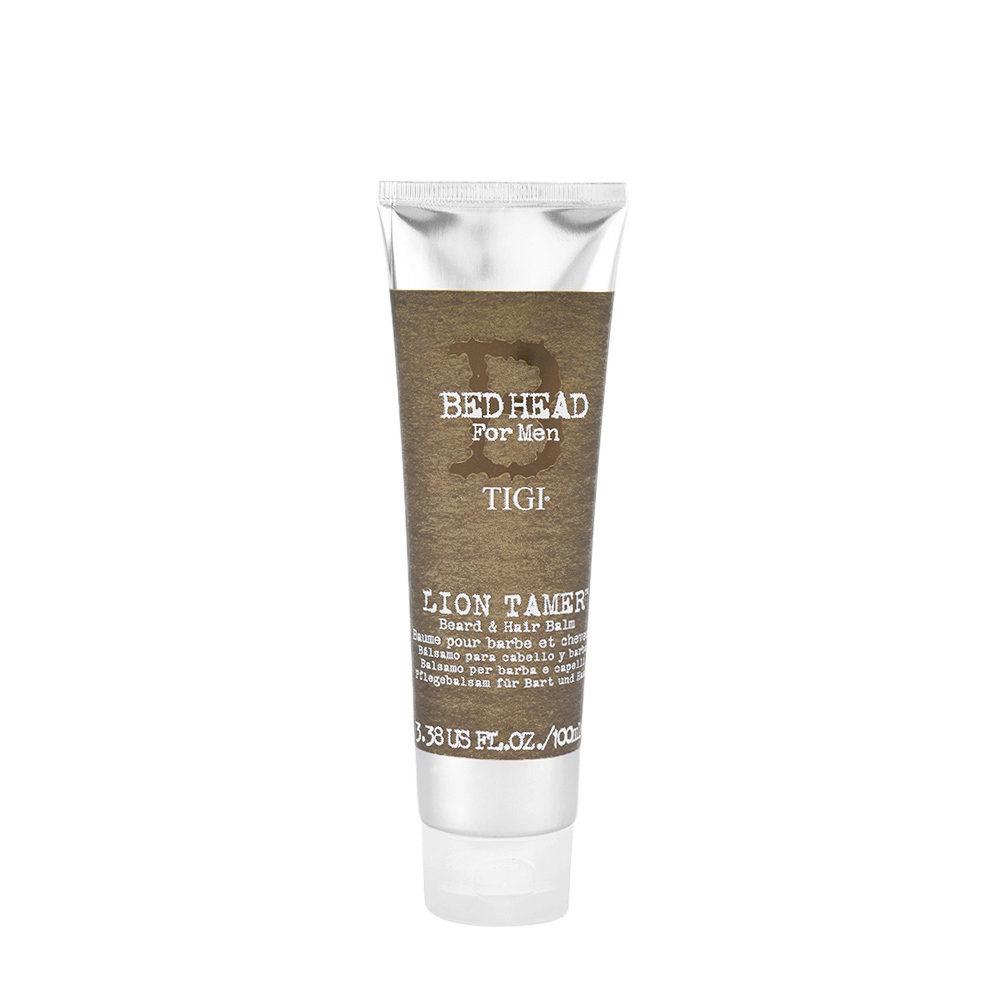 Tigi Bed Head Lion Tamer 100ml - baume pour barbe et cheveux