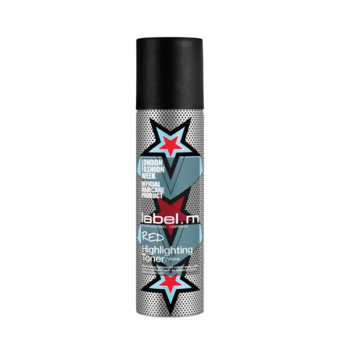 Label M Complete Red Highlighting Toner 150ml