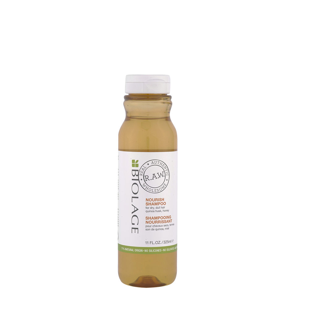 Biolage RAW Nourish Shampoo 325ml - Shampooing Nourissant
