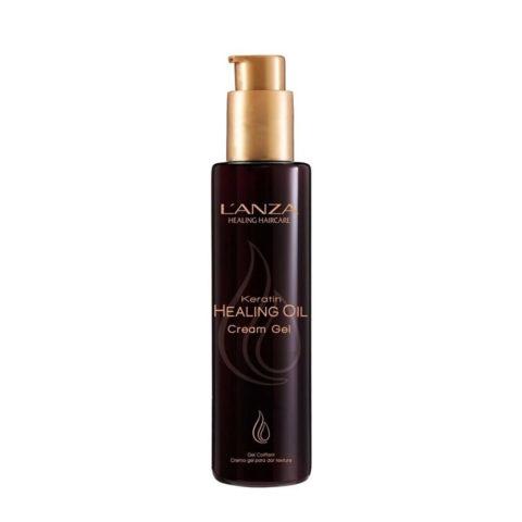 L' Anza Healing Oil Cream Gel 200ml