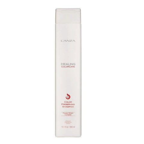 L' Anza Healing Colorcare Color-Preserving Shampoo 300ml - Shampooing Protection Couleur