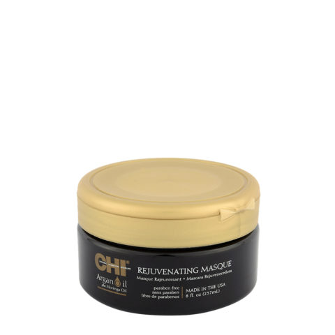 CHI Argan Oil plus Moringa Oil Rejuvenating Masque 237ml - masque rajeunissant