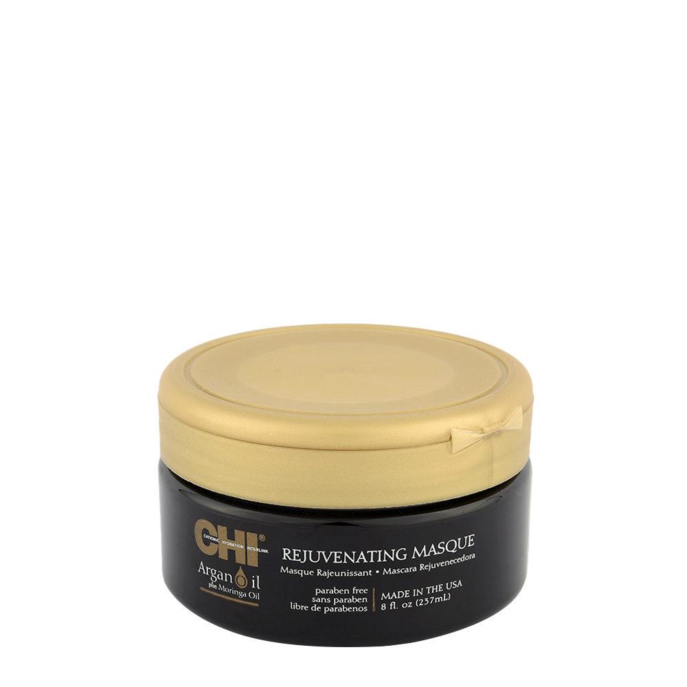 CHI Argan Oil plus Moringa Oil Rejuvenating Masque 237ml - masque rajeunissant