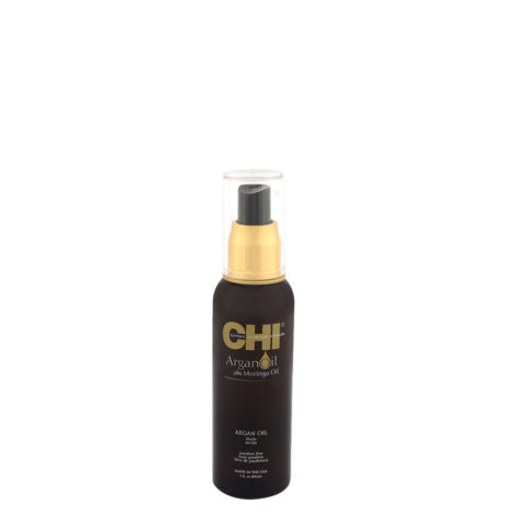 CHI Argan Oil plus Moringa Oil 89ml - huile de Argan et Moringa