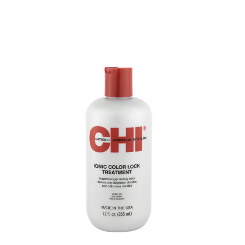 CHI Infra Ionic Color Lock Treatment 355ml - assure une coloration durable