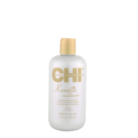 CHI Keratin Conditioner 355ml - Après-shampoing Reconstituant
