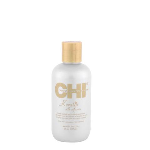 CHI Keratin Silk Infusion 177ml - Complexe Reconstructeur à la Kératine de soie