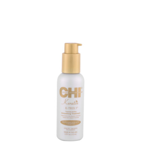 CHI Keratin K-Trix 5 Smoothing Treatment 115ml -  soin de lissage thermoactif