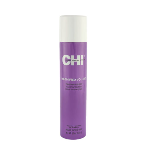 CHI Magnified Volume Finishing Spray 340gr - Fixatif de finition tenue flexible