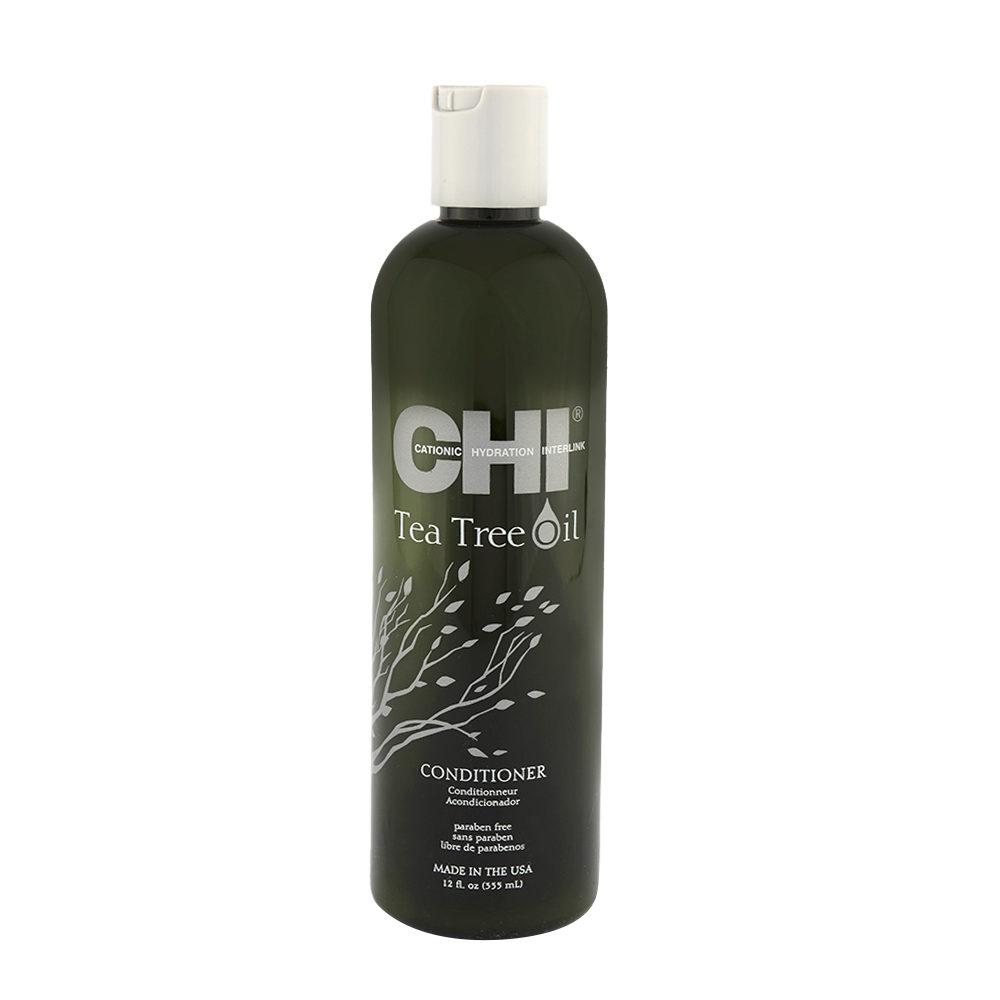 CHI Tea Tree Oil Conditioner 355ml - conditionneur