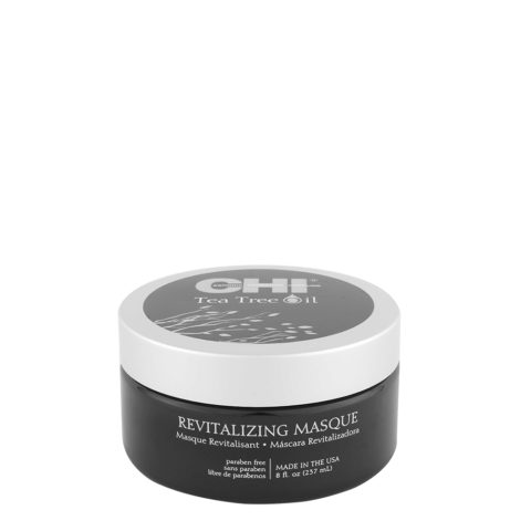 CHI Tea Tree Oil Revitalizing Masque 237ml - masque revitalisant