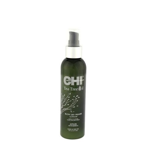 CHI Tea Tree Oil Blow Dry Primer Lotion 177ml - lotion de séchage