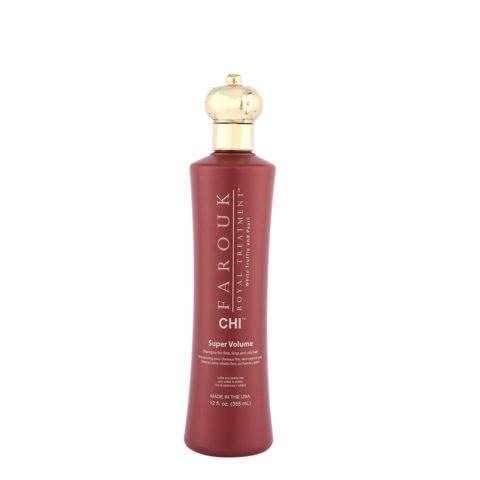 CHI Royal Treatment Super Volume Shampoo 355ml - shampooing pour cheveux fins, sans corps