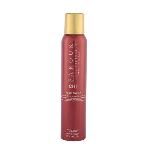 CHI Royal Treatment Rapid Shine Spray 150gr - pou une brillance et un lustre qui dure toute la journée
