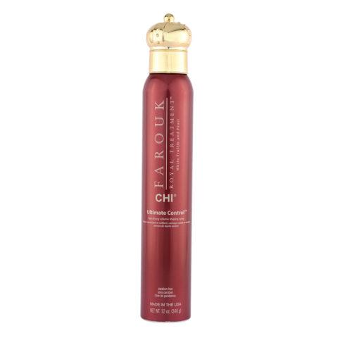 CHI Royal Treatment Ultimate Control Spray 340gr - volumisant et coiffant à sechage rapide