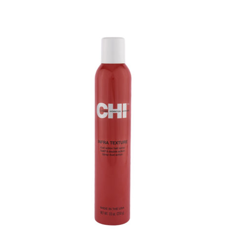 CHI Styling and Finish Infra Texture Hairspray 250gr - fixatif à double action