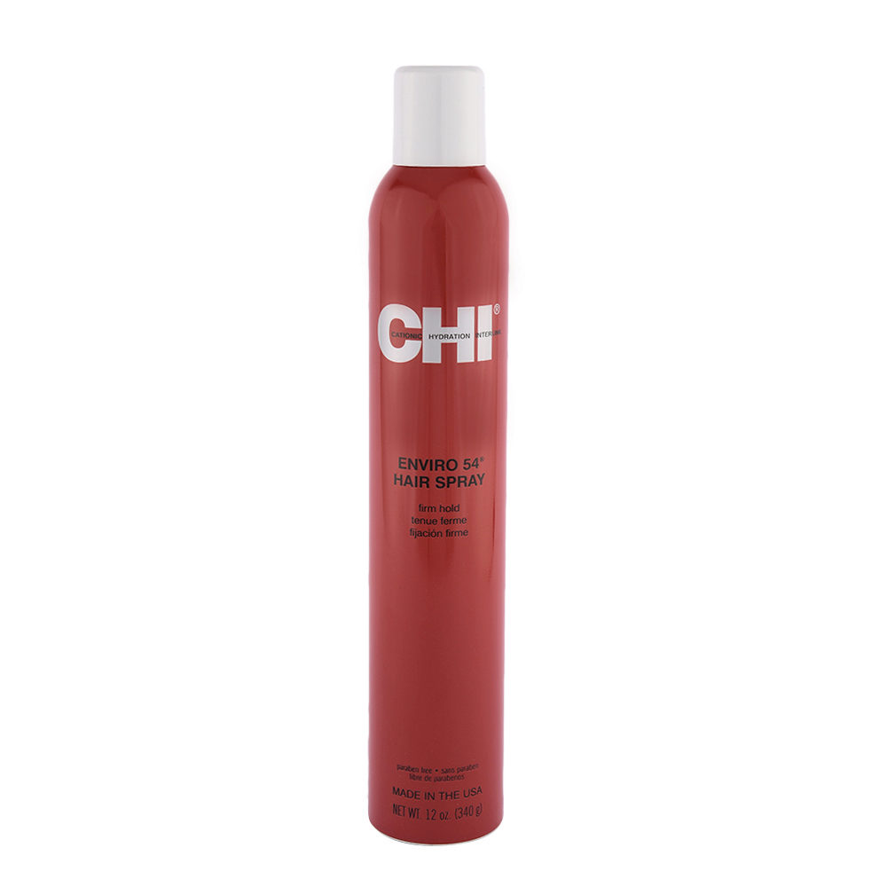 CHI Styling and Finish Enviro54 Firm Hold Hairspray 340gr - Tenue ferme